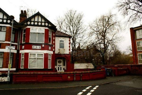 Milverton Road, Manchester, Greater Manchester M14
