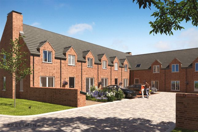 Thumbnail Terraced house for sale in Welcombe House, Harpenden, Hertfordshire