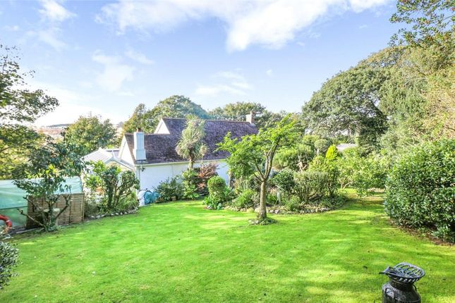 Thumbnail Detached bungalow for sale in Old Falmouth Road, Truro
