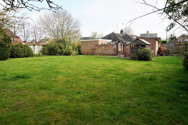 Thumbnail Detached bungalow for sale in Broadway, Yaxley