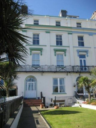 Thumbnail Flat to rent in 7 Clarence Terrace, Douglas