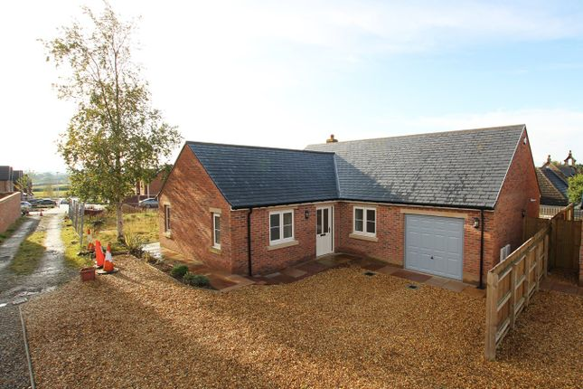 Thumbnail Detached bungalow for sale in School Road, Cumwhinton