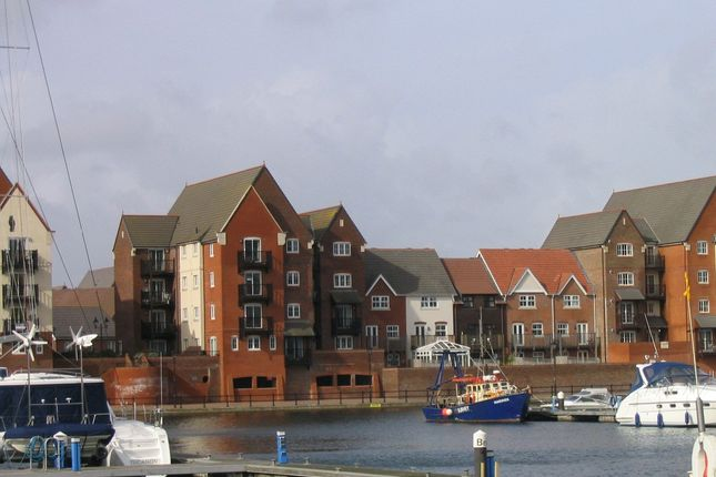 Thumbnail 3 bed property to rent in Madeira Way, Sovereign Harbour South, East Sussex