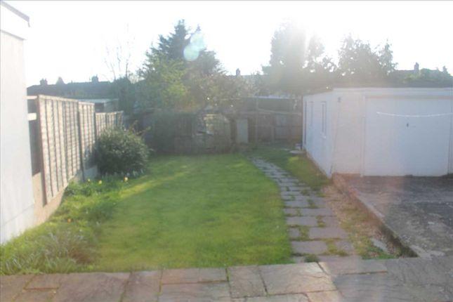 Rear Garden of Adderley Road, Harrow HA3