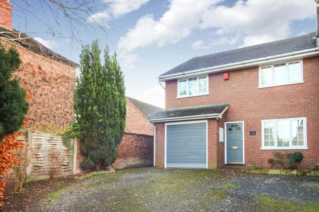 Thumbnail Semi-detached house to rent in Welsh Row, Nantwich