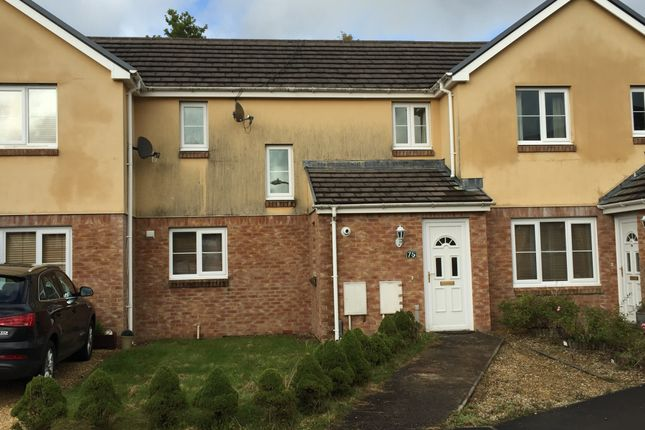 Thumbnail Terraced house to rent in Fforest Fach, Tycroes, Ammanford
