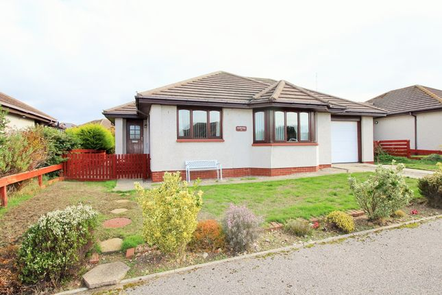 Thumbnail Detached bungalow for sale in St Aethans Drive, Burghead