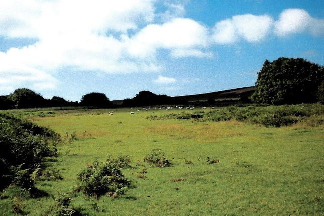 Thumbnail Land for sale in Coety Green, Llangenith, Gower