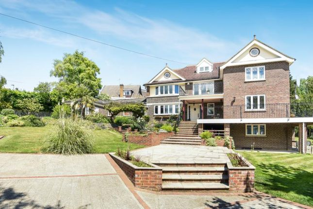 Thumbnail Detached house for sale in The Hillside, Chelsfield Park, Orpington