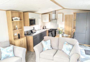 Thumbnail Mobile/park home for sale in Kirkcudbright