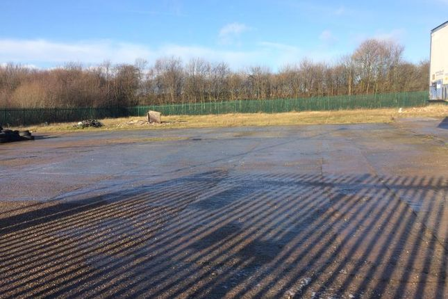 Land to let in Compound At, Watermills Road, Apedale Business Park, Chesterton