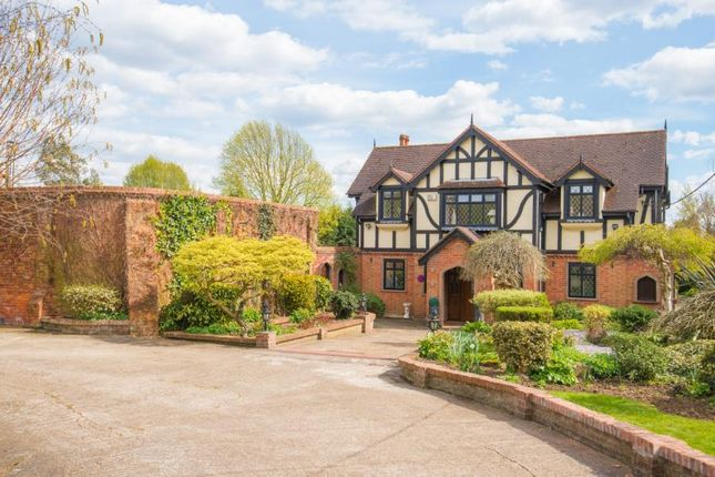 Thumbnail Property for sale in Magpie Lane, Little Warley, Brentwood, Essex