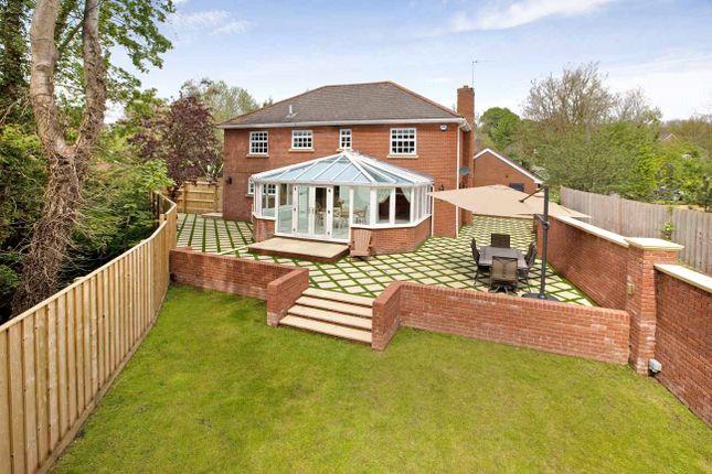 Thumbnail Detached house for sale in Harrington Lane, Pinhoe, Exeter