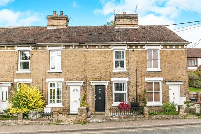 Thumbnail Terraced house for sale in Hedingham Road, Halstead