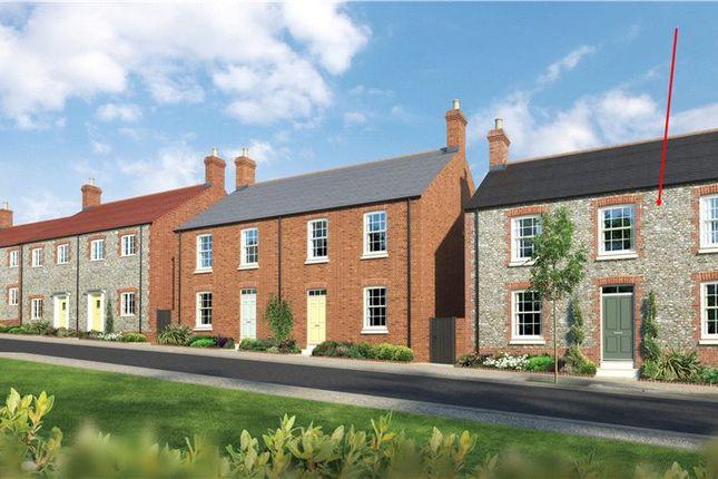 Thumbnail Detached house for sale in Gallows Down Lane, Poundbury, Dorchester