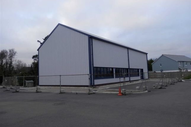 Thumbnail Light industrial to let in Building X, Questmap Business Park, Penzance
