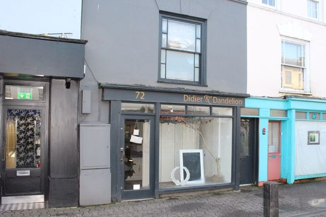 Thumbnail Retail premises to let in 72 Monnow Street, Monmouth