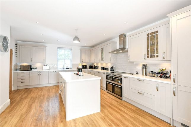 Thumbnail Detached house for sale in Lodge Road, Kingsdon, Somerton, Somerset