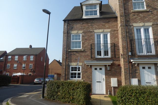 Thumbnail Semi-detached house to rent in Coningham Avenue, York