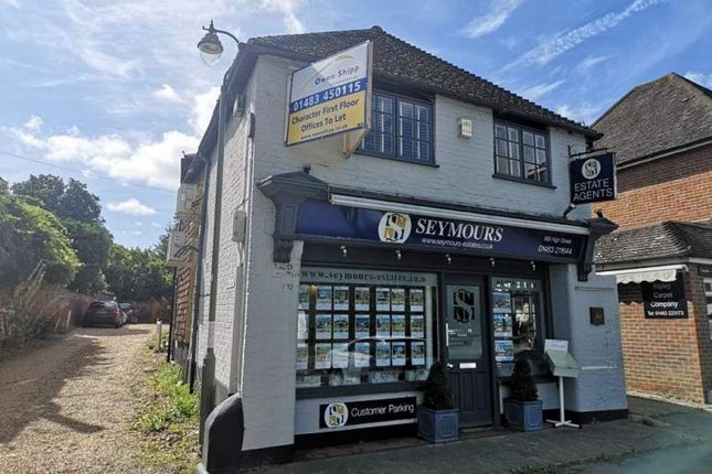 Thumbnail Office to let in First Floor Offices, 188A High Street, Ripley