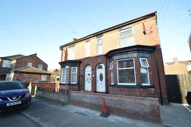 Thumbnail Semi-detached house to rent in Lowfield Grove, Shaw Heath, Stockport, Cheshire
