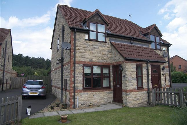Thumbnail Semi-detached house to rent in Rowan Grove, Cramlington