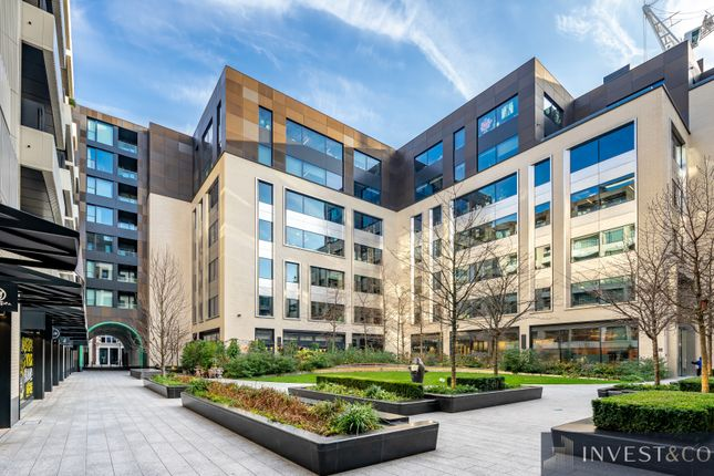 1 bed flat for sale in Rathbone Place, Fitzrovia, London W1T
