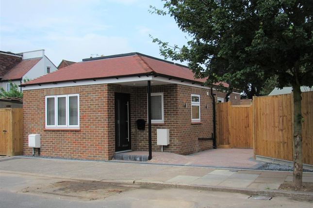 Thumbnail Detached bungalow for sale in Seymour Road, Hackbridge, Surrey