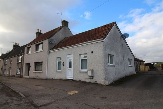 Thumbnail Terraced bungalow for sale in Main Street, Milton Of Balgonie, Fife