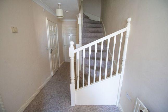 Entrance Hallway of Nuffield Close, Heaton, Bolton BL1