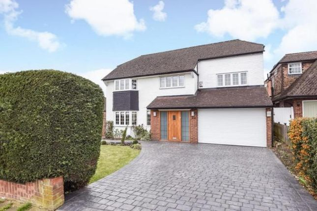 Thumbnail Detached house to rent in Blackbrook Lane, Bickley, Kent