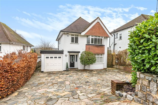 Thumbnail Detached house for sale in Burntwood Lane, Caterham, Surrey