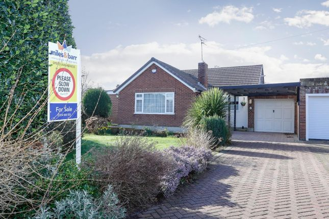 Thumbnail Detached bungalow for sale in Paddock Close, Sholden, Deal