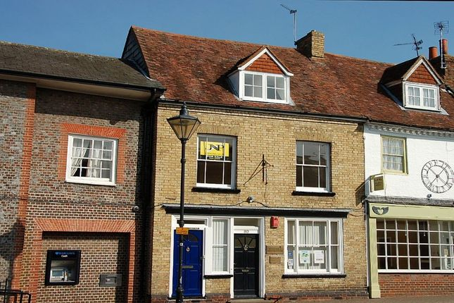 Thumbnail Maisonette to rent in High Street, Princes Risborough, Bucks