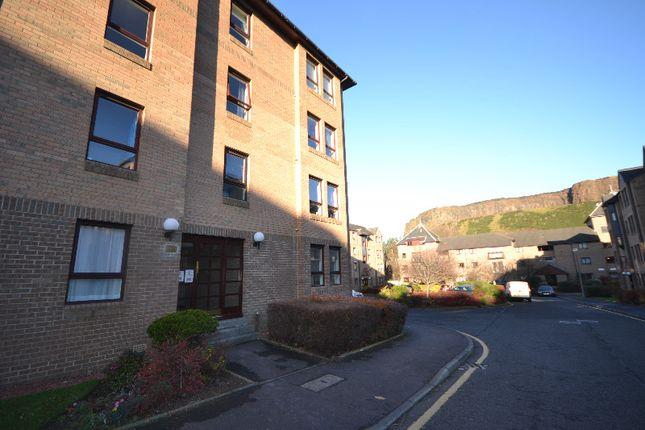 Thumbnail Flat to rent in Parkside Terrace, Newington, Edinburgh