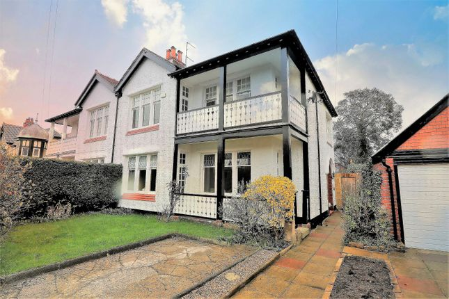 Thumbnail Property for sale in Rolleston Drive, Wallasey