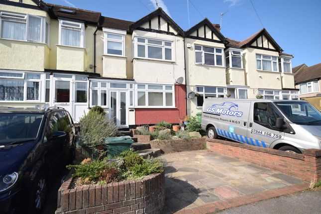 Thumbnail Terraced house for sale in Garth Close, Morden