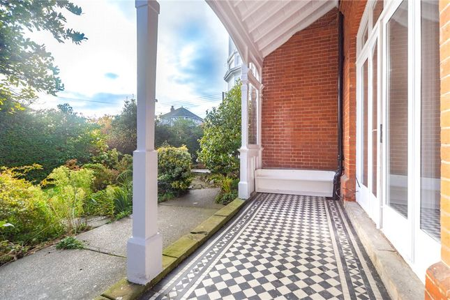 Veranda of Priory Road, Felixstowe, Suffolk IP11