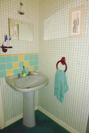 Shower Room of Flat 1/4, 12, The Terrace, Ardbeg, Rothesay, Isle Of Bute PA20