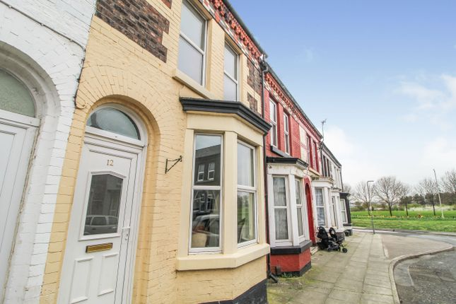Thumbnail Terraced house for sale in Pansy Street, Kirkdale, Liverpool