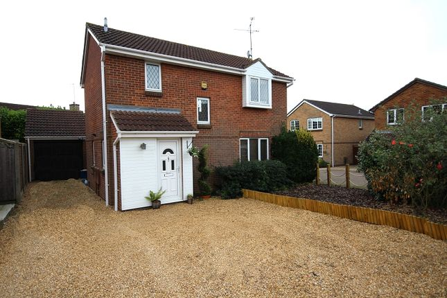 Thumbnail Detached house for sale in Yeoman Meadow, Northampton, Northamptonshire.