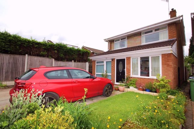Thumbnail Detached house for sale in Sherwood Avenue, Heaton Norris, Stockport