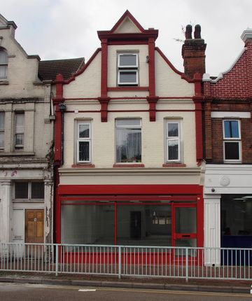 Thumbnail Block of flats for sale in Luton Road, Chatham