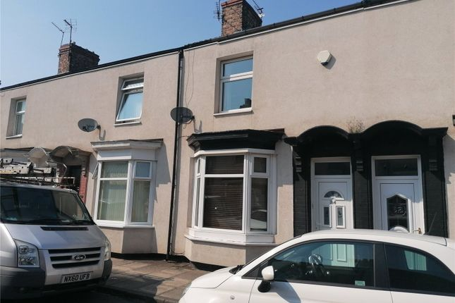 2 bed terraced house to rent in Vicarage Avenue, Stockton-On-Tees TS19