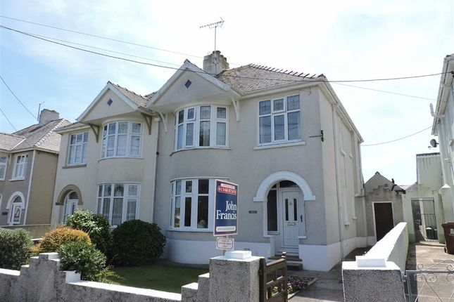 Thumbnail Semi-detached house for sale in Sladeway, Fishguard