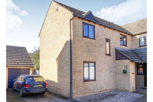 Thumbnail Semi-detached house for sale in Talbot Fields, Bampton