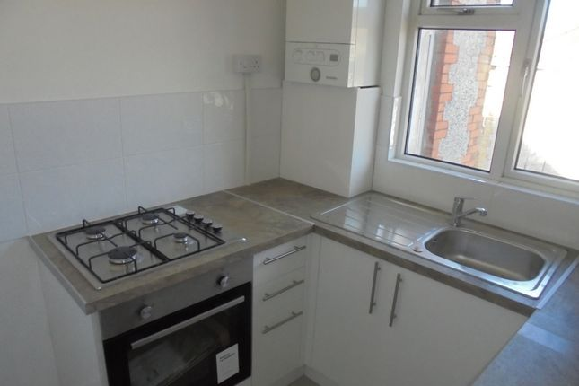 Thumbnail Flat to rent in Brynmair Road, Aberdare