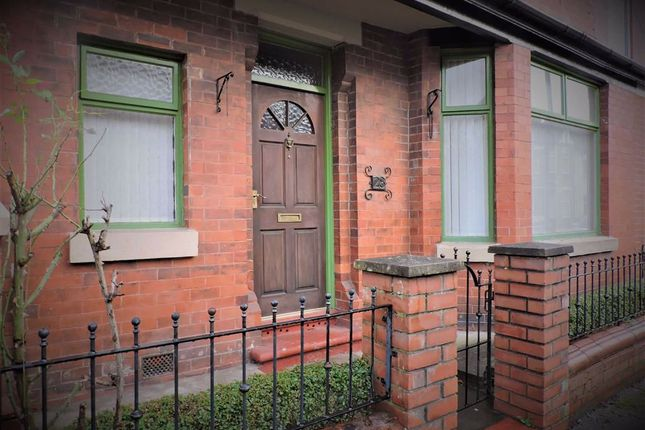 Outside of Edenhall Avenue, Burnage, Manchester M19