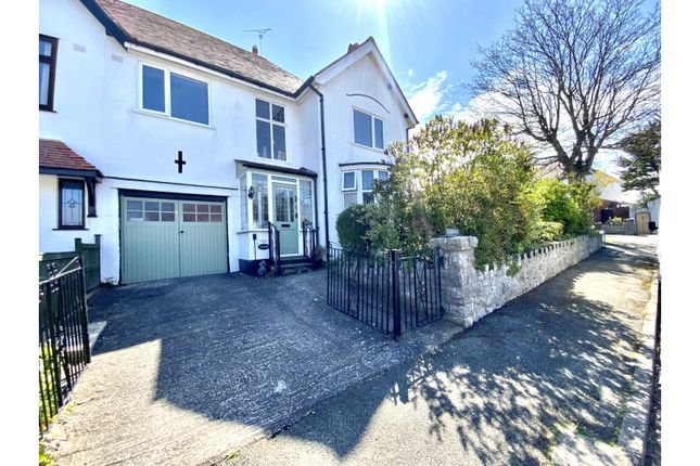 Thumbnail Semi-detached house for sale in Bosworth Grove, Prestatyn