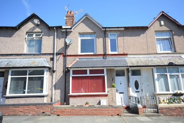 3 bed terraced house for sale in Elm Terrace, Bishop Auckland